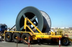 CD980 Cable Drum Trailer