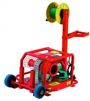Electric Cable Puller