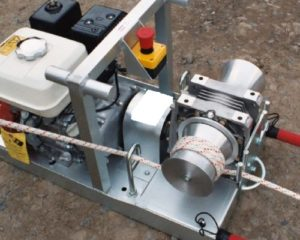 PP1000 PORTABLE WINCH